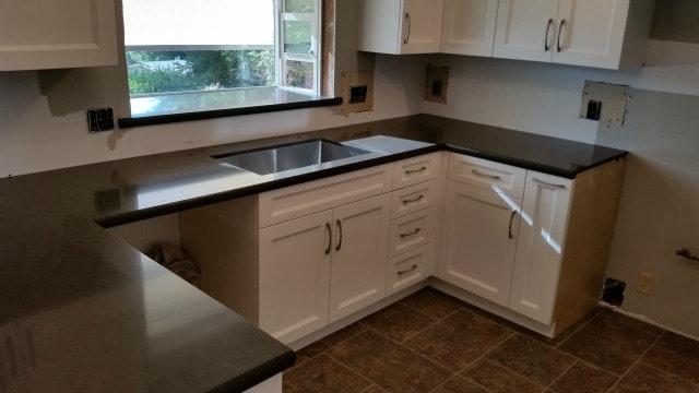 Kitchen Renovation Countertop