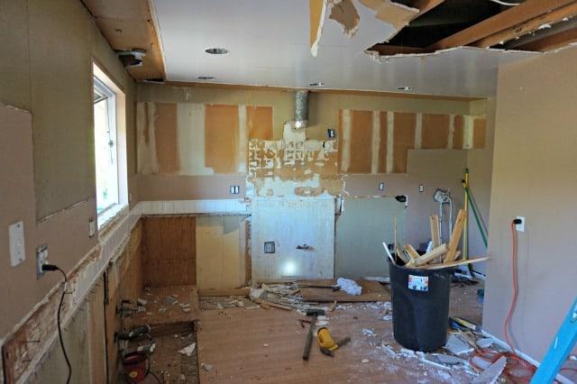 Kitchen Renovation Lowers