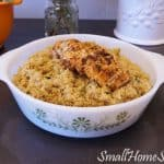 Savory Quinoa and Chicken