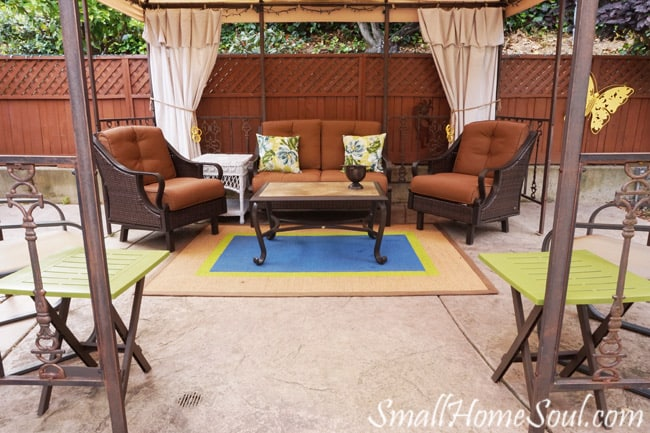 Wayfair Patio Feature