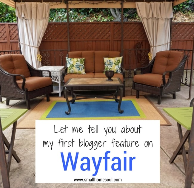 Wayfair Feature Pinterest