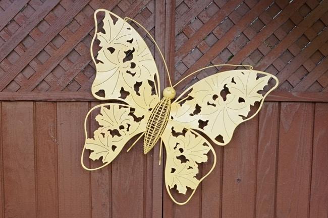 Wayfair Feature Butterfly After