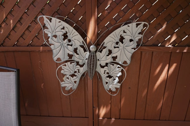 Wayfair Feature Butterfly Before