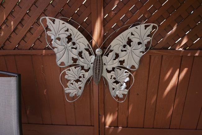 Wayfair Feature Butterfly Before