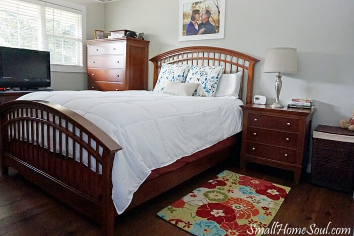 Follow these easy tips when choosing a new Bedroom Rug and you won't go wrong.