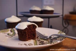 This chocolate cake looks so yummy and moist, I'm saving this to make for birthdays!
