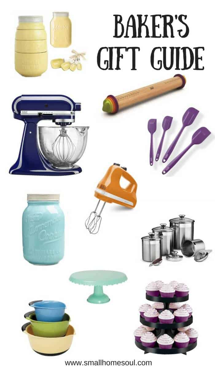 Use this Baker's Gift Guide to find the perfect gift for the baker in your life.