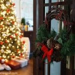 Simple Christmas Decor Home Tour