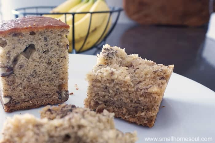 There's a secret to the best tasting banana bread. You can find the secret here.