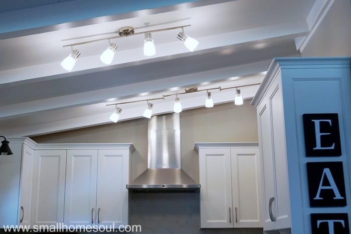 Switch to LED and save energy in the kitchen.