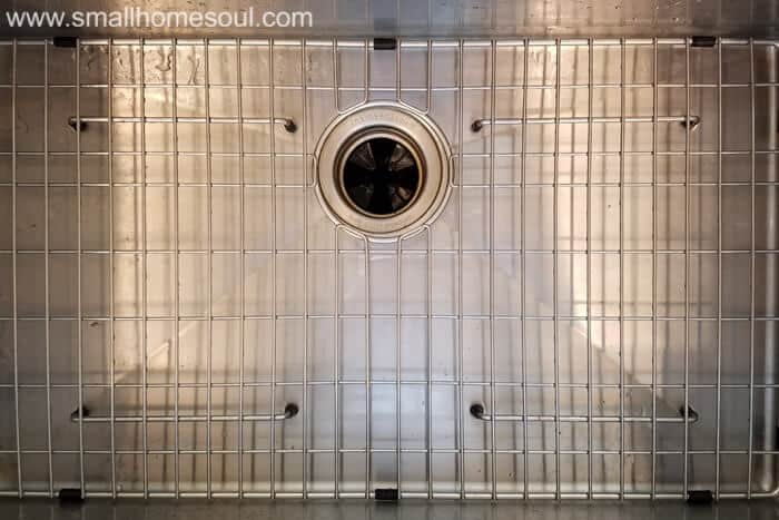 Why you Should Ditch Your Sink Grid NOW! - Girl, Just DIY!