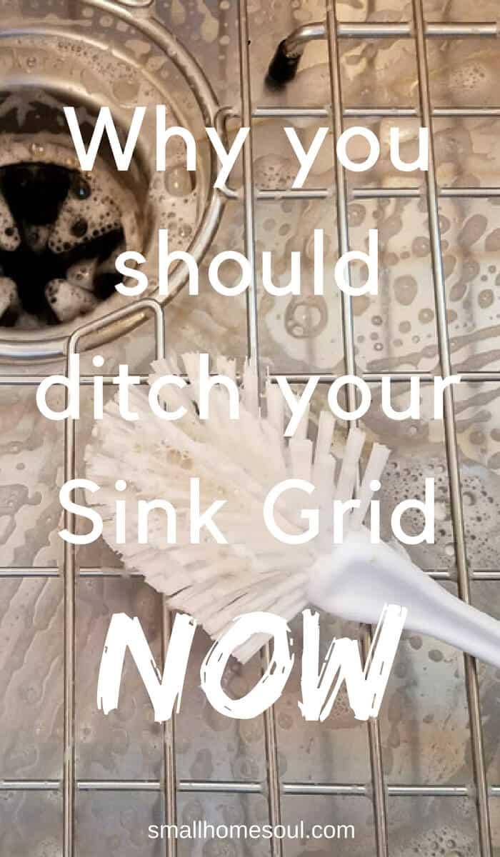 Spread the germy sink grid message.