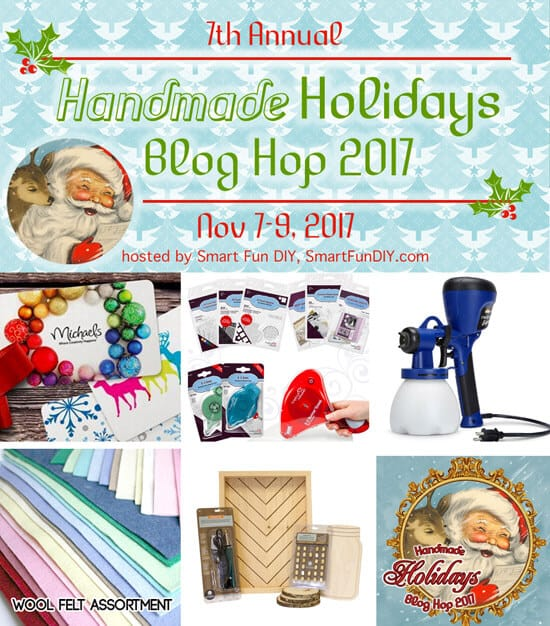 Handmade Holiday Giveaway Prizes