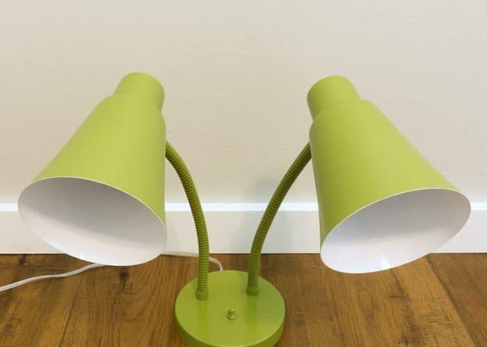 Desk Lamp Makeover – One Room Challenge Week 3