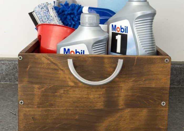 DIY Oil Change Kit – Easy Garage Organization