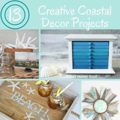 Creative Coastal Decor Sneak Peek