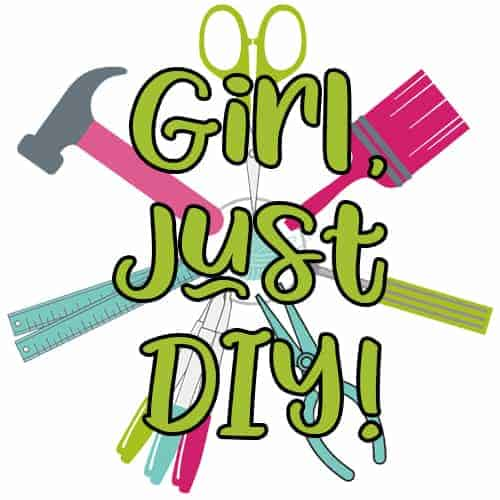 Welcome to Girl, Just DIY!