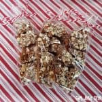 Homemade English Toffee - a Sweet DIY Gift