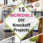 15 DIY Knockoff Projects to Inspire You