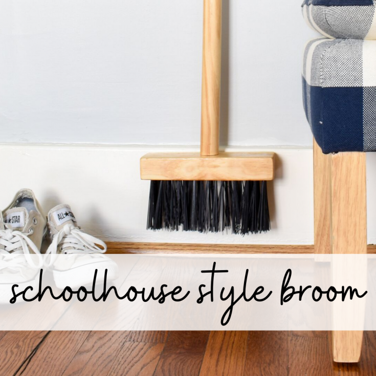 DIY a Modern Wood Broom from a 2x4: Upcycling A Broken Broom