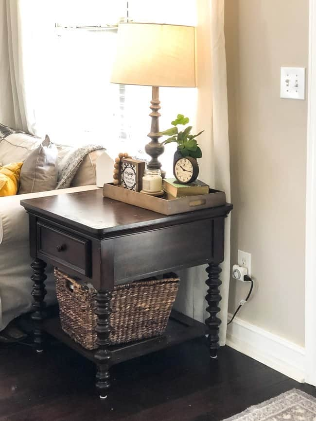 Beautify an End table