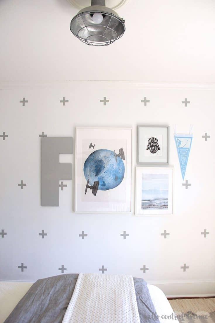 DIY Custom Wall Decals