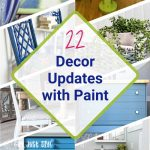 22 Easy Updates with Paint you can DIY today