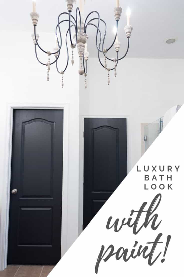 Make Your Bathroom Look Luxurious